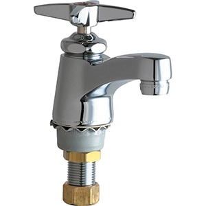 Chicago Faucets - 700-HOTXKABCP - Single Lavatory Faucet
