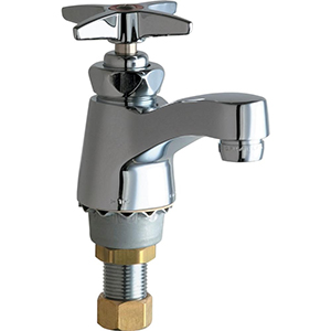 Chicago Faucets - 701-HOTABCP - Single Lavatory Faucet