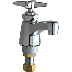 Chicago Faucets - 701-PLCP - Single Lavatory Faucet