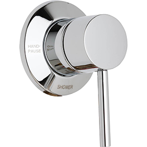 Chicago Faucets 763-CP Shower Diverter Valve with Trim