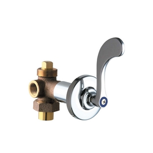 Chicago Faucets - 769-317COLDABCP - Wall Valve