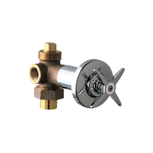 Chicago Faucets - 769-PLABCP - Wall Valve