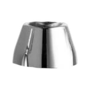 Chicago Faucets - 785-300JKCP Spout Base Escutcheon for Widespread Lavatory Faucets