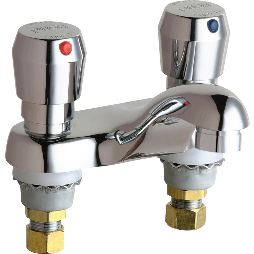 Chicago Faucets - 802-VE2805-665CP