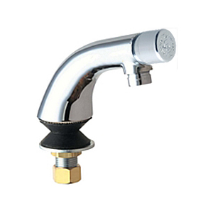 Chicago Faucets - 807-E12ABCP - Single Faucet