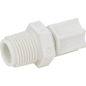 Chicago Faucets - 828-001KJKNF - Compression Tube Fitting