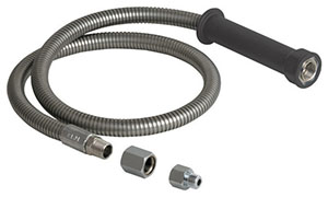 Chicago Faucets HOSE & HANDLE ASSY, 77 inch