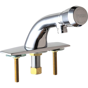 Chicago Faucets - 857-E12-665PSHVPAAB - ECAST™ LEAD FREE LAVATORY FAUCET