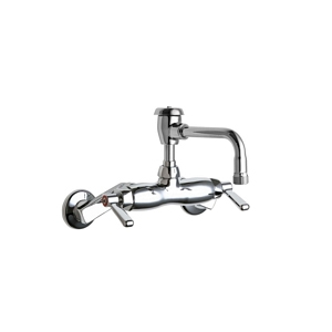Chicago Faucets - 886-RL8BVBE2-2CP - Service Sink Faucet