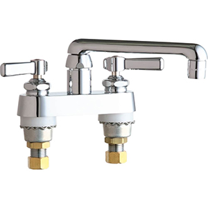 Chicago Faucets - 891-XKABCP - Bar Sink Faucet