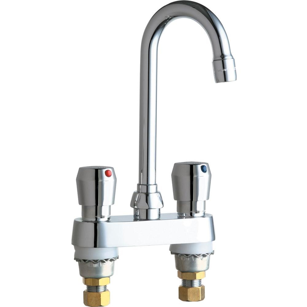 Chicago Faucets - 895-665ABCP