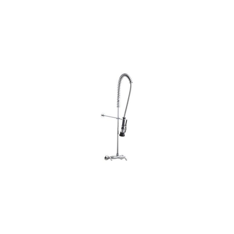 Chicago Faucets 923 Tfabcp Pre Rinse Wall Mnt Tripl Force