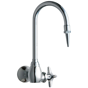 Chicago Faucets - 933-CP - Laboratory Sink Faucet