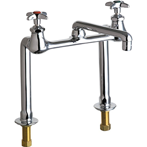 Chicago Faucets - 941-ABCP - Laboratory Sink Faucet