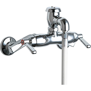 Chicago Faucets - 956-R853CP - Service Sink