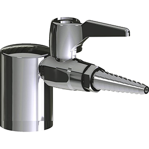 Chicago Faucets - 980-909LEBABCP - Turret Fitting