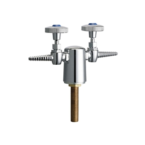Chicago Faucets - 981-901B957-3KAGVCP - Turret Fitting